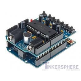 Arduino Audio Shield Kit