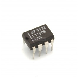 LT1006 Precision, Single Supply Op Amp