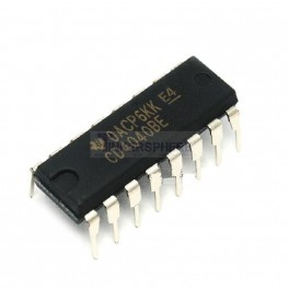 CD4040 Ripple-Carry Binary Counter/Divider