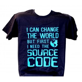 Source Code T-Shirt