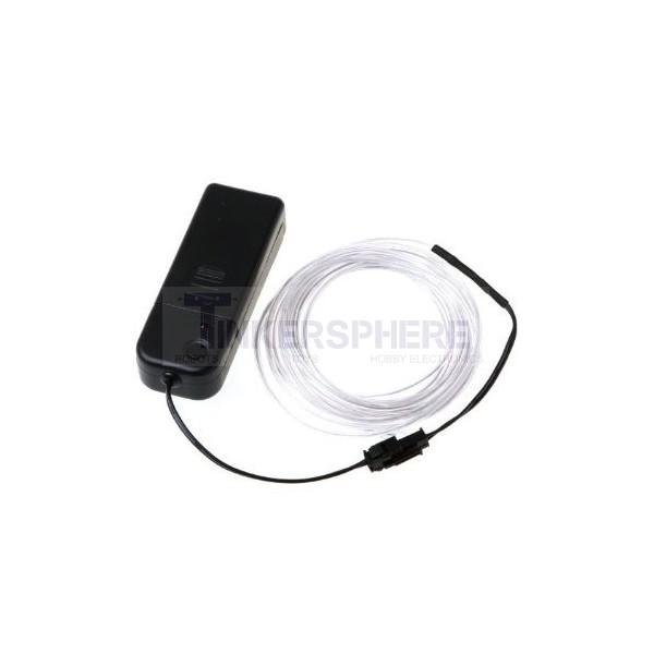 $10.99 - Aqua EL (Electroluminescent) Wire with Inverter - 3m ...