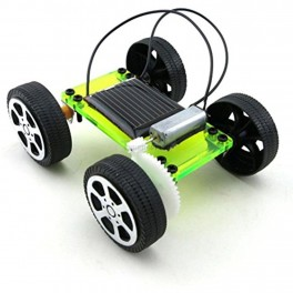 Mini Solar Robot Car Kit