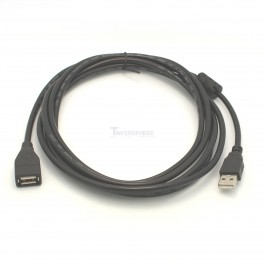 Extra Long USB Extension 9.8ft