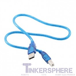 USB A to B Cable (Arduino USB Cable)