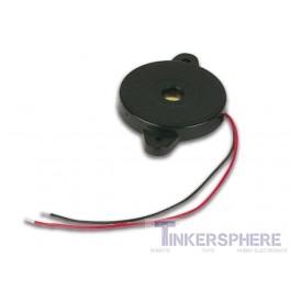 Piezo Electric Transducer / Buzzer 5VAC