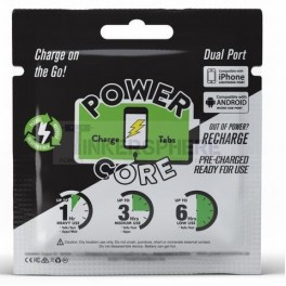 Power Bank - Emergency Charger for iPhone & Android