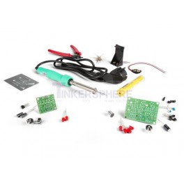 Learn to Solder Kit with Tools
