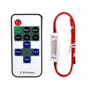 Remote Dimmer for 12V 2 Pin LED Strip