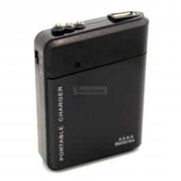 Portable Charger - 4 AA to USB