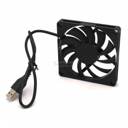 80x80x10mm USB Fan 5V