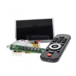 4.3 inch MP3 MP4 MP5 video player