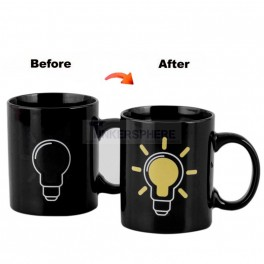 Light Bulb Heat Change Mug