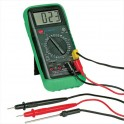 Digital Multimeter 30 Ranges 20A Temp Capacitance & Frequency