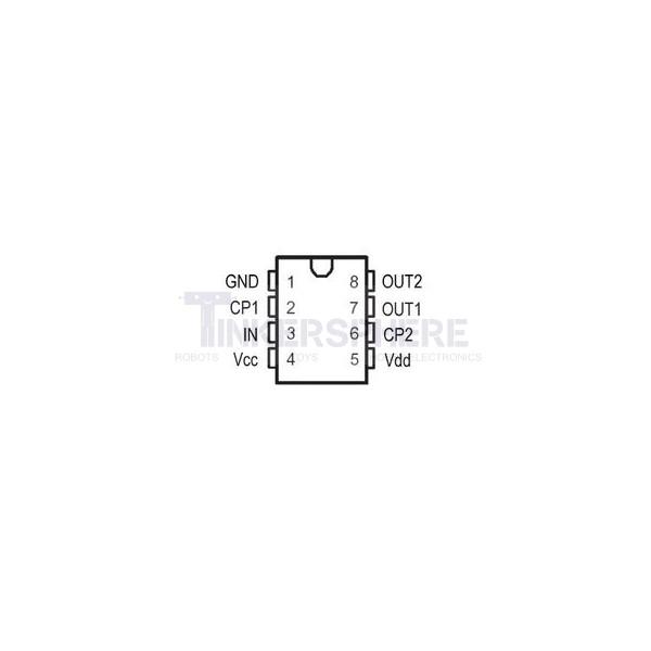 MN3007 Bucket Brigade Audio Delay Echo Timer Chip