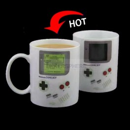 Gameboy Style Heat Change Mug