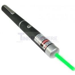 5mW 532nm Green Laser Pointer