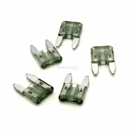 2 Amp Automotive Blade Fuses 5 Pack