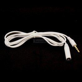 4 Pole Headphone Extension Cable 3.28ft
