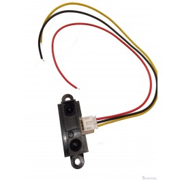 Infrared Proximity Sensor Short Range with JST connector - Sharp GP2Y0A41SK0F