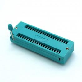 40 Pin ZIF Socket (Zero Insertion Force)