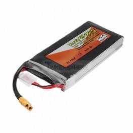 11.1V 5000mAh 3S 75C Lipo Battery