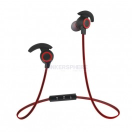 Bluetooth In-Ear Headphones with Volume, Pause and Play Buttons