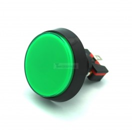 2 inch Arcade Button - Green lluminated