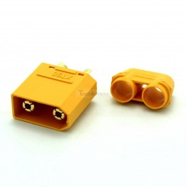Male XT90 Connector