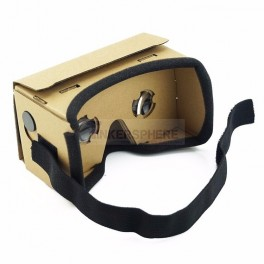 Google Cardboard Viewer V2 with Headstrap
