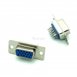 Female VGA Connector (2 pack)