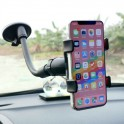 Phone Car Mount with Suction Cup