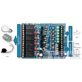 I/O Shield for Arduino