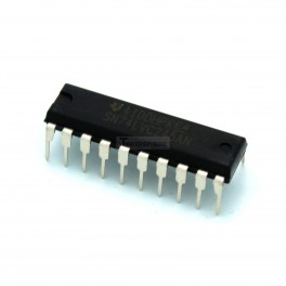 74LVC245 Breadboard Friendly 8-bit Logic Level Shifter
