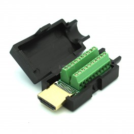 HDMI Plug Breakout