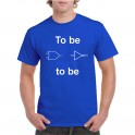 To Be Or Not To Be Digital Logic T-Shirt