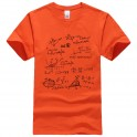 Calculus Equations T-Shirt