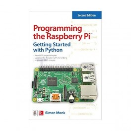 Programming the Raspberry Pi Book
