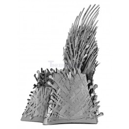 Game of Thrones Iron Throne Steel Model