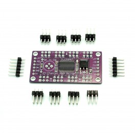 24-Channel 12-bit PWM LED Driver - SPI Interface - TLC5947