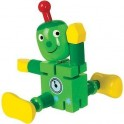 Robot Buddy Wooden Posable Figure