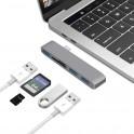 USB C 3.1 Hub with SD Card Reader