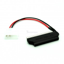"""IDE 2.5"""" to 3.5"""" Adapter for HDD 40 to 44 pin"""