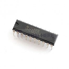 TPIC6B595 High Power 8 Bit Shift Register