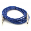 "Mono 1/4"" Audio Cable 10ft"