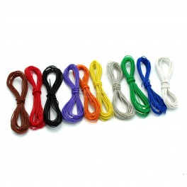 Hook Up Wire Assortment: 10 Color 30m / 98 ft Pack
