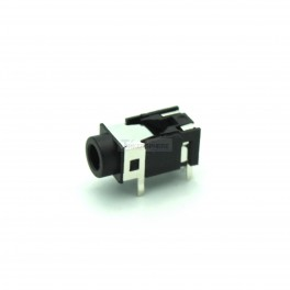 "1/8"" (3.5mm) 3 Pole Audio Jack TRS Stereo PCB Mount"