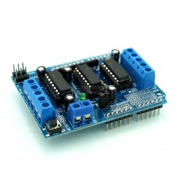 Assembled Motor Shield for Arduino