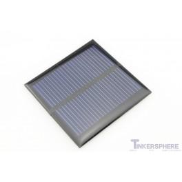 Solar Panel 0.6W 5.5V 90mA