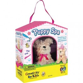 Puppy Spa Creativity for Kids