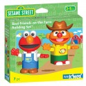 Best Friends on the Farm Elmo and Ernie Toy